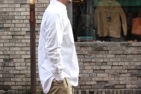 """「WORKERS」 大人がラフに着れるオーバーサイスシャツ \""""BIG BD\"""" ご紹介_f0191324_08272788.jpg"""