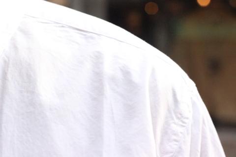 """「WORKERS」 大人がラフに着れるオーバーサイスシャツ \""""BIG BD\"""" ご紹介_f0191324_08275025.jpg"""
