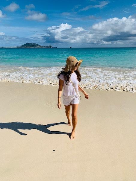 ハワイの朝ごはん〜over easy in kailua!! _c0187025_10194035.jpg
