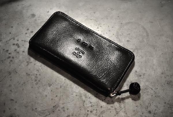fastener long wallet _b0172633_20004750.jpg