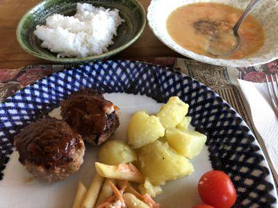 葡萄畑の準備と夕食の楽しみ_d0136540_04462787.jpg