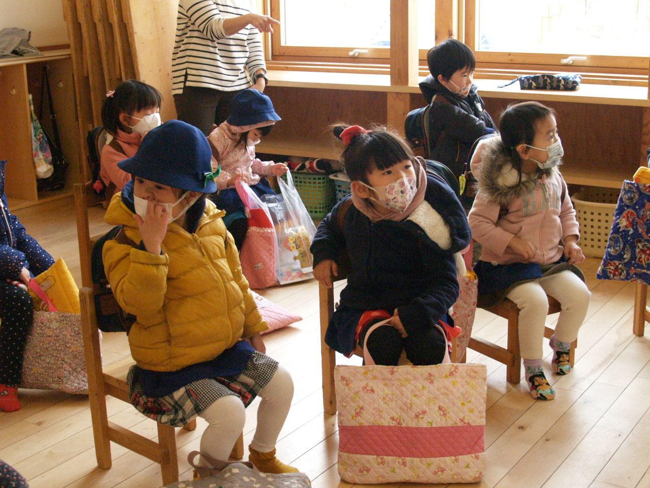 幼稚園 自主 登 園