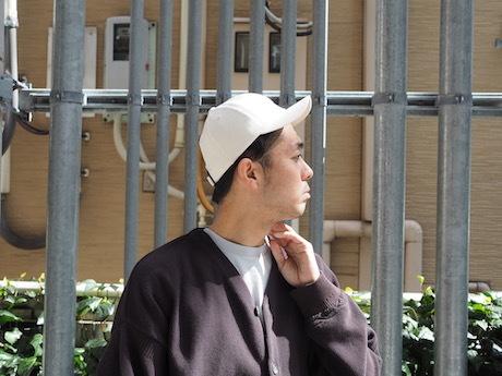 Rototo -chalt限定 6panel knit cap- かぶる_b0163746_17573149.jpg
