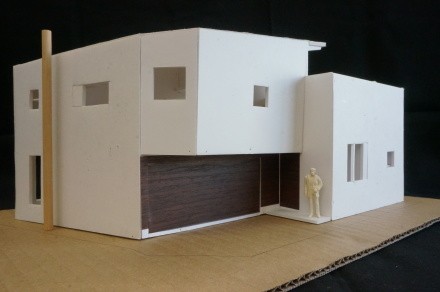 『すみきりの家』1/50模型でスタディー中_e0197748_09285102.jpg