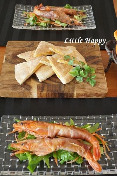 コストコレシピ(Pita Bread・マーブルシュレッドチーズ)_d0269651_14153032.jpg