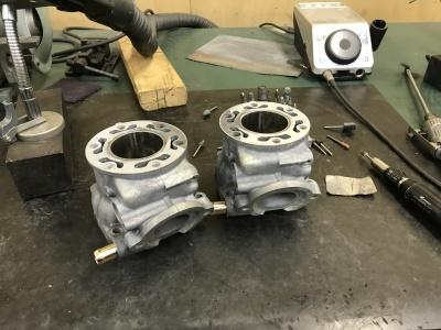 NSR MC21 焼き付き修理 ④_e0114857_10383006.jpg