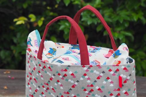 春トート、素材と色と組み合わせ_e0243765_21125645.jpg