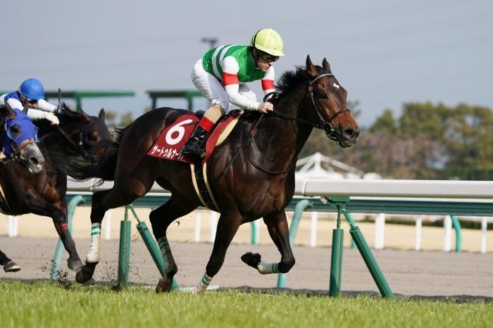 現役最強馬の1頭サートゥルナーリアが出走、第56回金鯱賞 GⅡ_b0173867_21192837.jpg