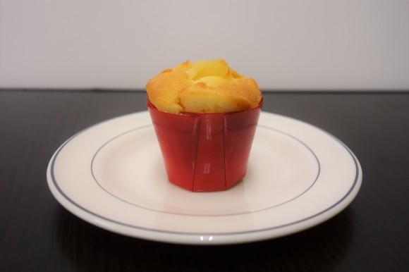 9期生考案!りんごと米粉のカップケーキ「りんごda米(だべい)」が販売開始!_f0238767_13321758.jpg
