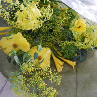 オークリーフ花の教室(落合さんの作品)_f0049672_19381983.jpg