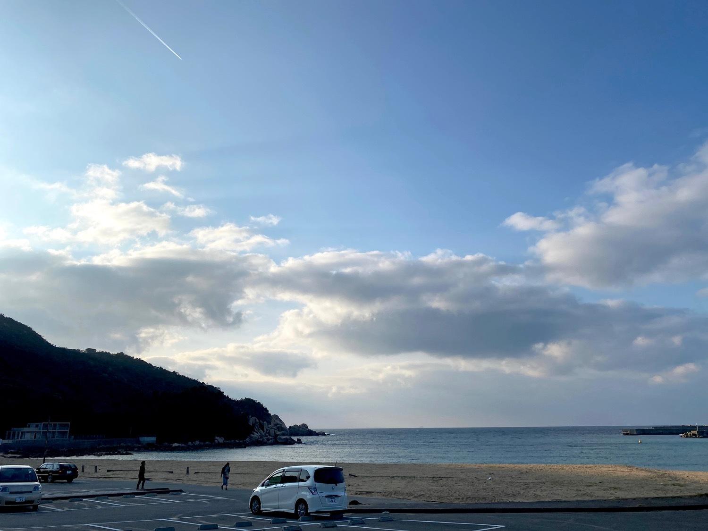 糸島十坊山の続きで夕日を見に立石山へ_f0232994_15133201.jpg