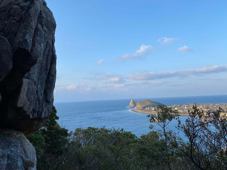 糸島十坊山の続きで夕日を見に立石山へ_f0232994_15142760.jpg