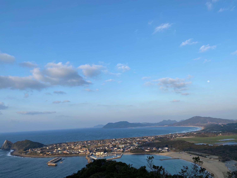 糸島十坊山の続きで夕日を見に立石山へ_f0232994_15145921.jpg
