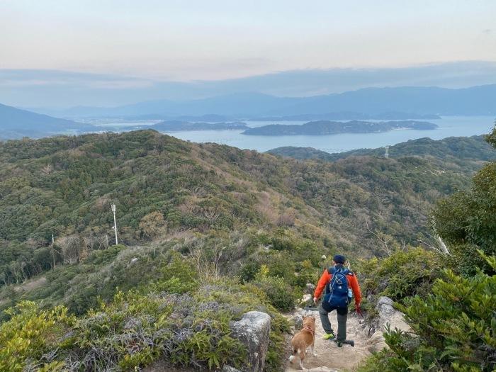 糸島十坊山の続きで夕日を見に立石山へ_f0232994_15160607.jpg