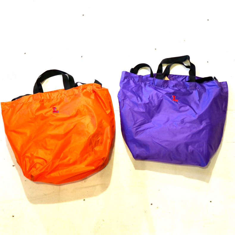 【LIVE LOVE LEARN】NYLON 2WAY BAG_d0000298_18181627.jpg