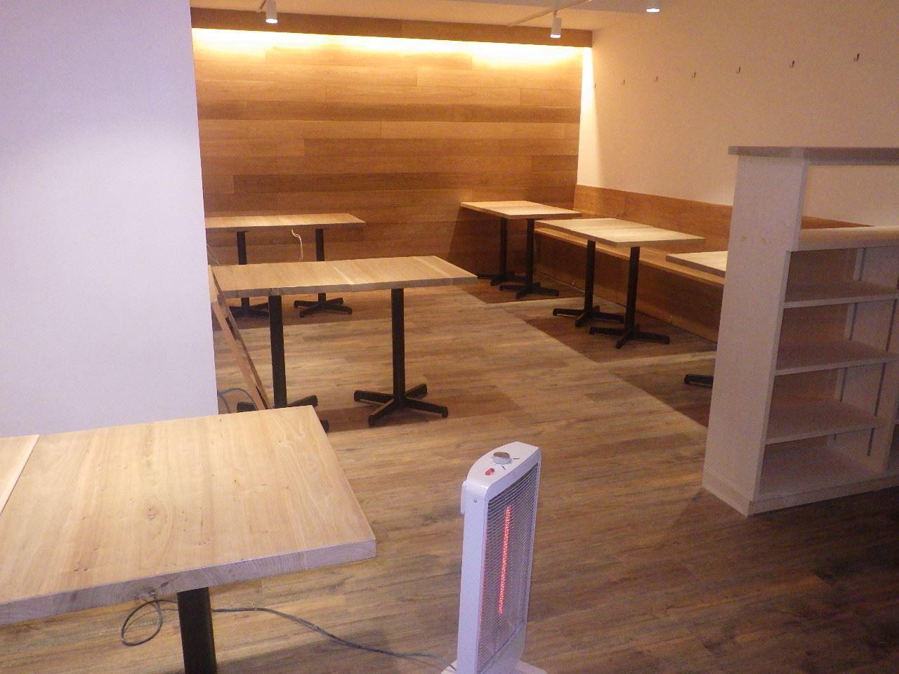 ベアレン醸造所様 駅前新店舗開店工事 工事完了へ!_f0105112_06322285.jpg