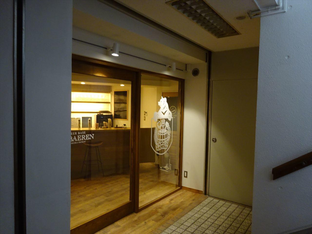 ベアレン醸造所様 駅前新店舗開店工事 工事完了へ!_f0105112_06454798.jpg
