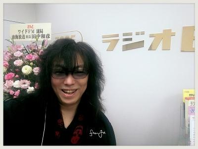 感謝!ラジオ日本「横浜POP-J」東塚菜実子さんと~(^^)v_b0183113_09413273.jpg