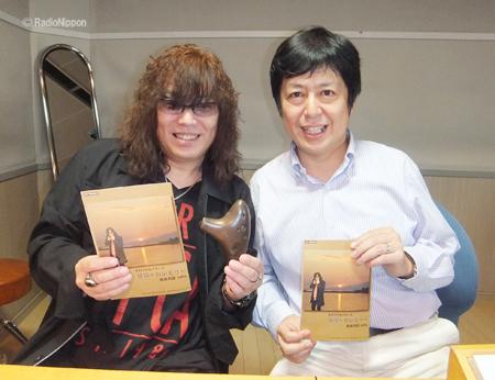 感謝!ラジオ日本「横浜POP-J」東塚菜実子さんと~(^^)v_b0183113_09421736.jpg
