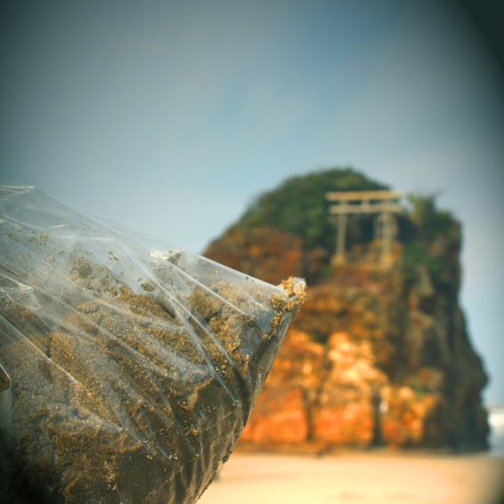 根っこから祈る☆「出雲大社」で「稲佐の浜」からのお砂取り参拝_a0329820_17340850.jpg