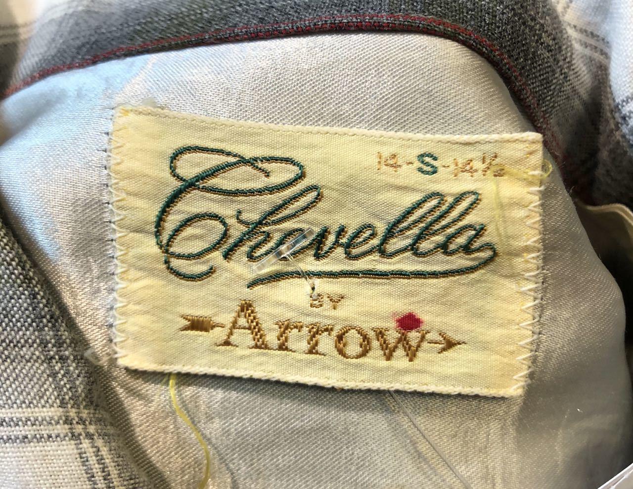 3月21日(土)入荷!70s Arrow オンブレーシャツ!_c0144020_17101299.jpg