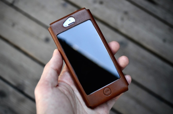 iPhone leather case_b0172633_20423208.jpg