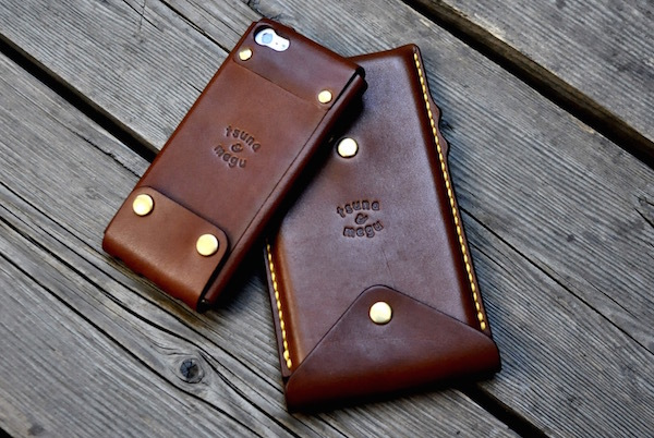 iPhone leather case_b0172633_20423243.jpg