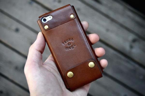 iPhone leather case_b0172633_20423319.jpg