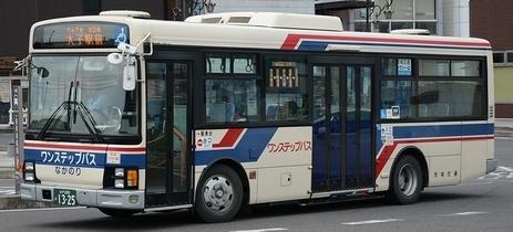 茨城交通のエルガミオ系移籍車_e0030537_17112771.jpg