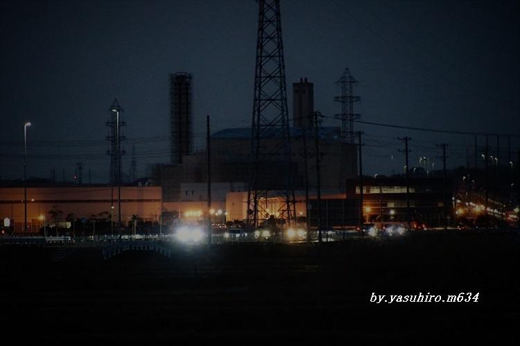 工場の夜_b0343543_20415267.jpg