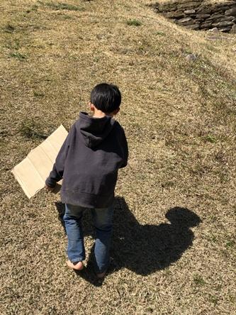 公園と次男服_d0291758_22271059.jpg