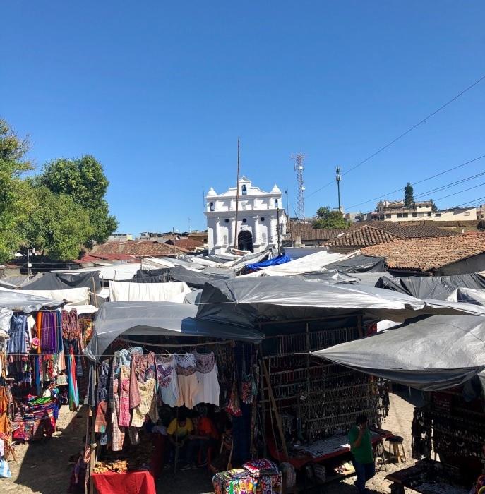 先住民キチェ族の街 チチカステナンゴ@グアテマラ ①_a0092659_11451377.jpg