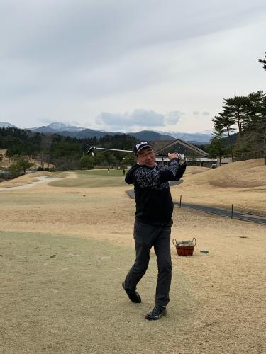 花の杜GC 同級生ゴルフ開幕❗️_a0044162_17241495.jpg