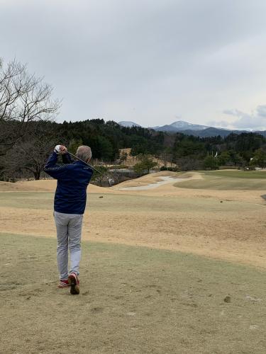 花の杜GC 同級生ゴルフ開幕❗️_a0044162_17251055.jpg