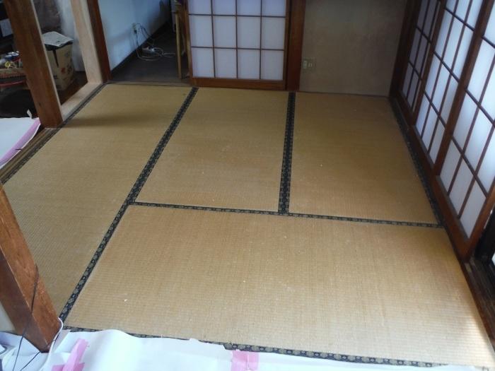 床断熱他 ~ 和室4.5畳、6畳間の床断熱。_d0165368_05250982.jpg