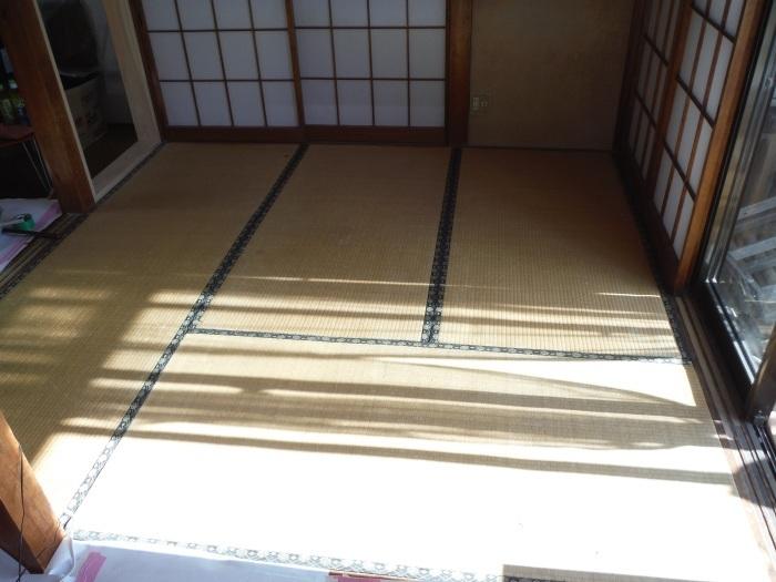 床断熱他 ~ 和室4.5畳、6畳間の床断熱。_d0165368_05271909.jpg