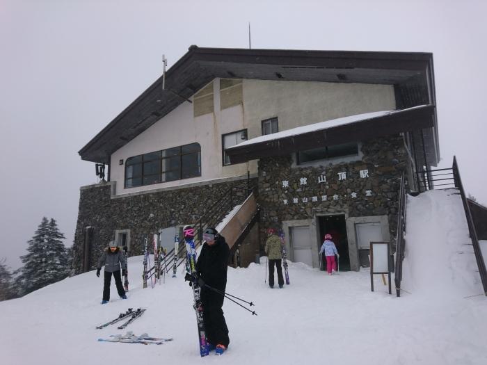 3月20日   志賀高原中央エリアスキー場_f0223068_17331337.jpg