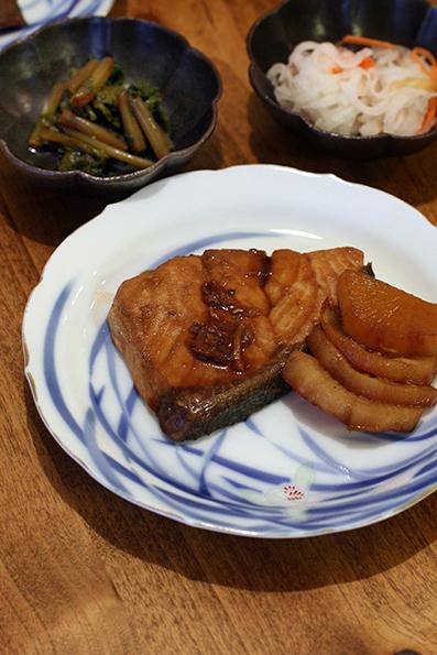 叩きごぼうの肉味噌炒め_e0137277_16263714.jpg