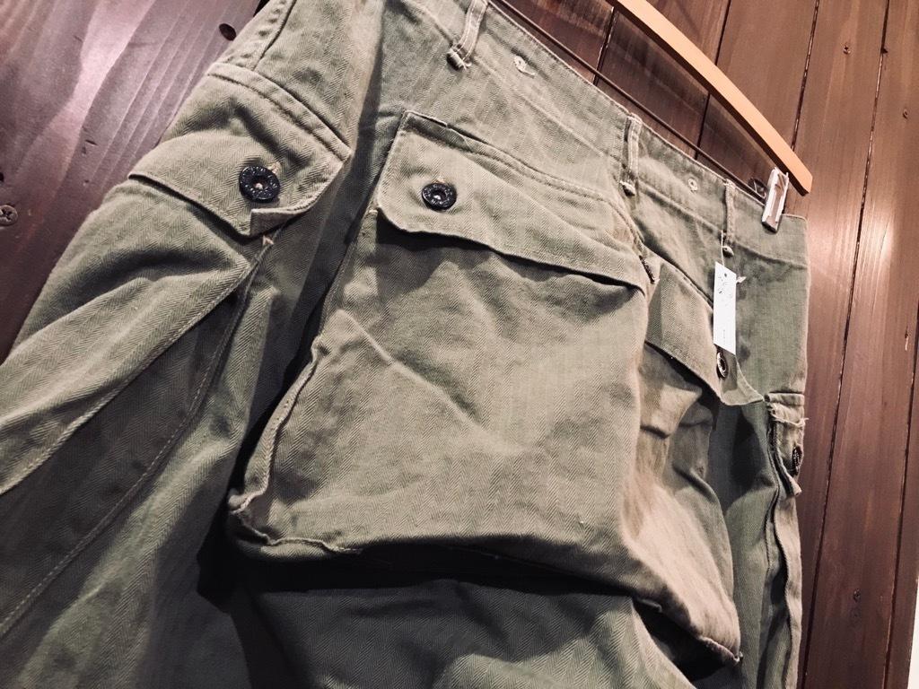 マグネッツ神戸店 3/25(水)VintageBottoms入荷! #1 Military Bottoms Part1!!!_c0078587_16035726.jpg