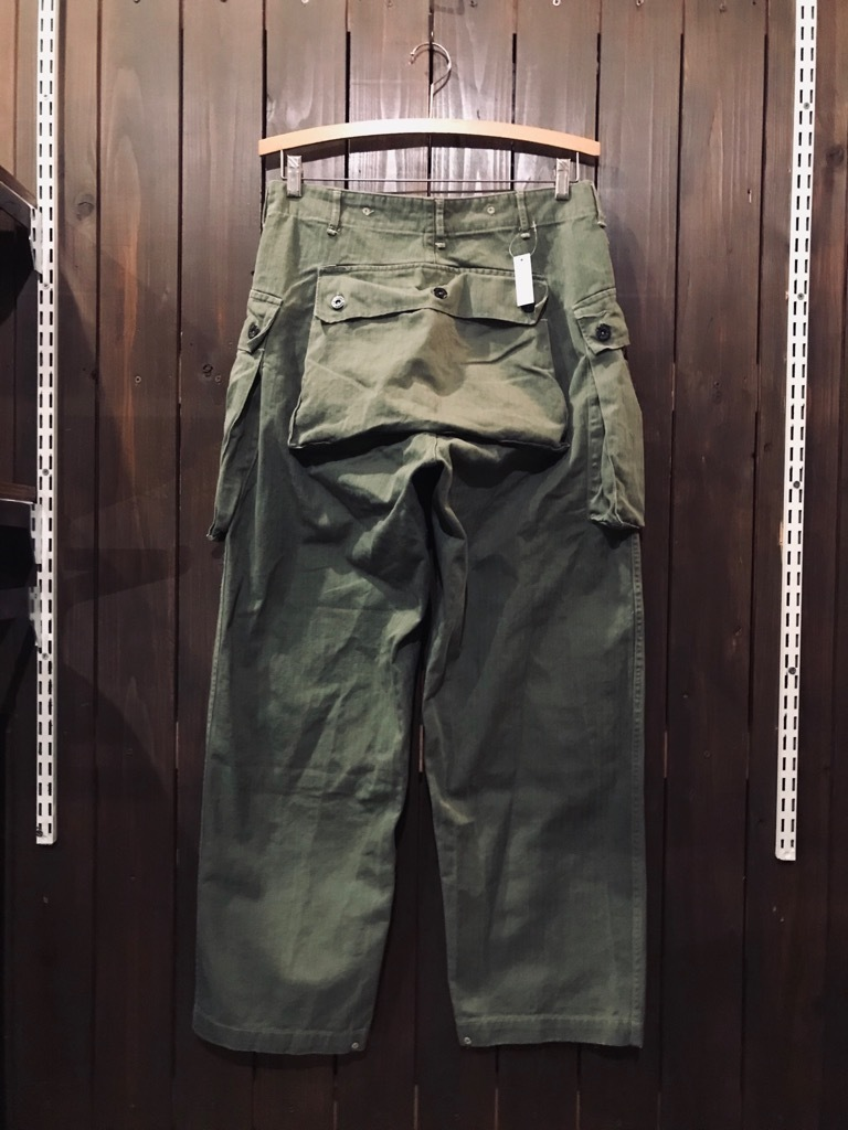 マグネッツ神戸店 3/25(水)VintageBottoms入荷! #1 Military Bottoms Part1!!!_c0078587_16042664.jpg