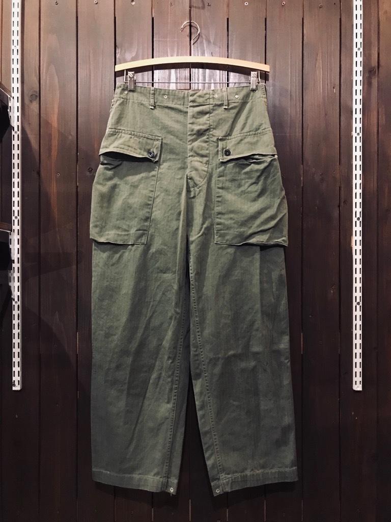マグネッツ神戸店 3/25(水)VintageBottoms入荷! #1 Military Bottoms Part1!!!_c0078587_16042666.jpg