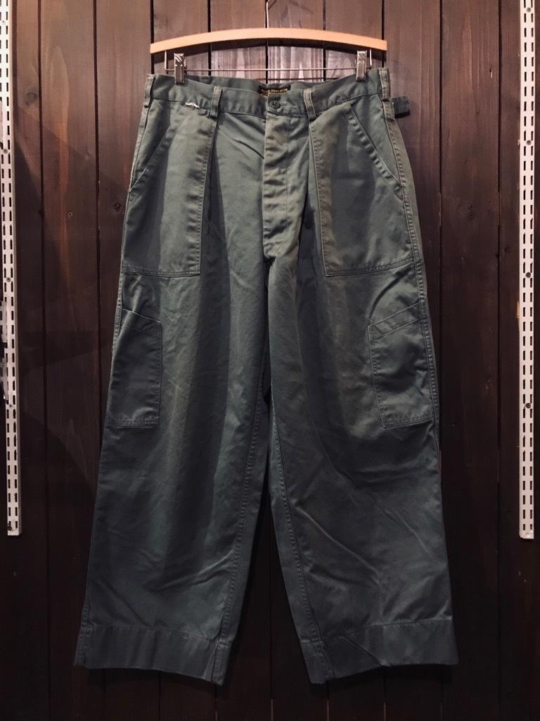 マグネッツ神戸店 3/25(水)VintageBottoms入荷! #1 Military Bottoms Part1!!!_c0078587_16144882.jpg