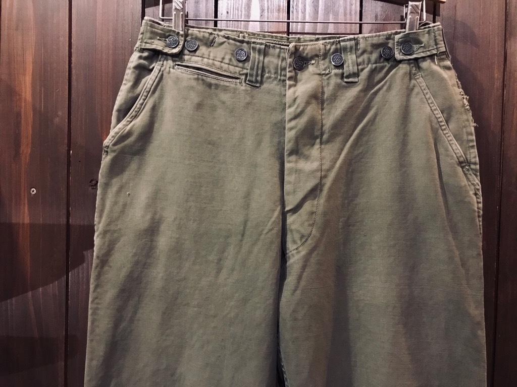 マグネッツ神戸店 3/25(水)VintageBottoms入荷! #1 Military Bottoms Part1!!!_c0078587_16184427.jpg