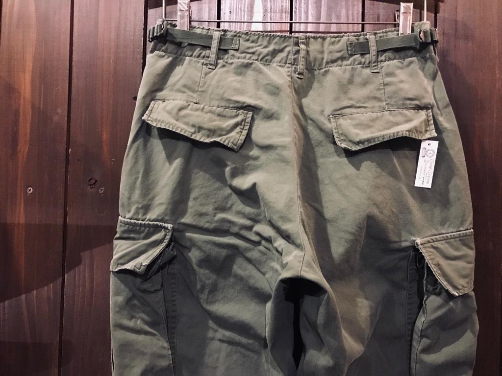 マグネッツ神戸店 3/25(水)VintageBottoms入荷! #1 Military Bottoms Part1!!!_c0078587_16290129.jpg