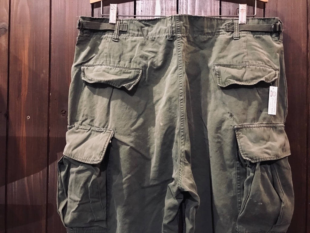 マグネッツ神戸店 3/25(水)VintageBottoms入荷! #1 Military Bottoms Part1!!!_c0078587_16324998.jpg