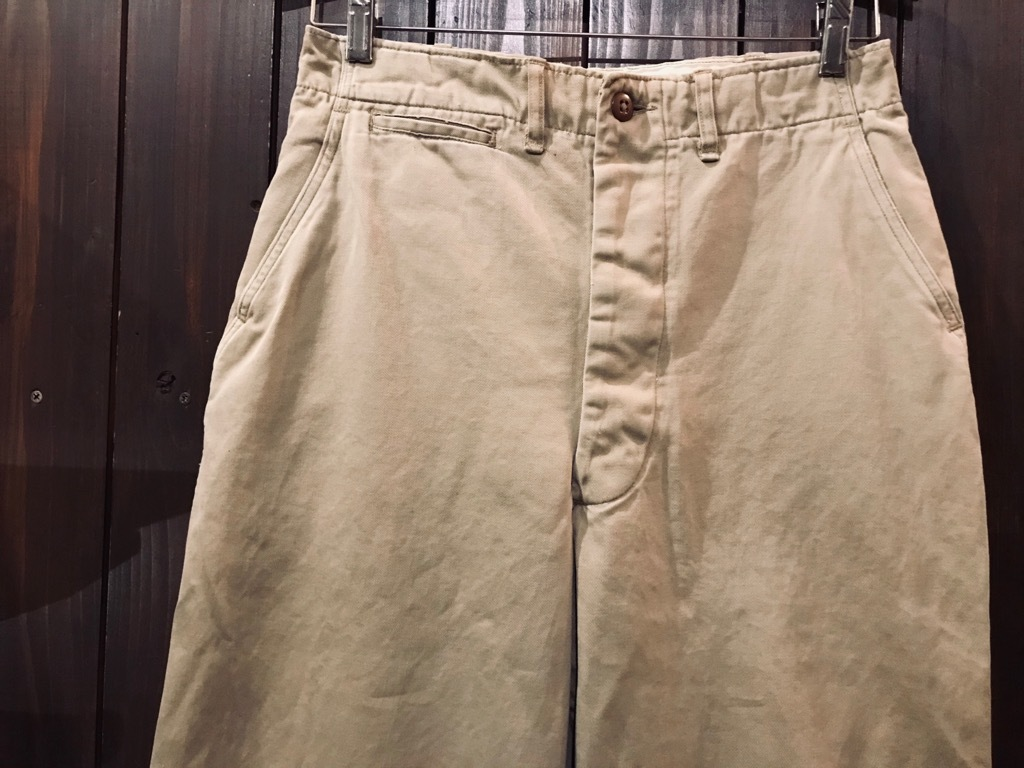 マグネッツ神戸店 3/25(水)Vintage Bottoms入荷! #2 Military Bottoms Part2!!!_c0078587_16532430.jpg