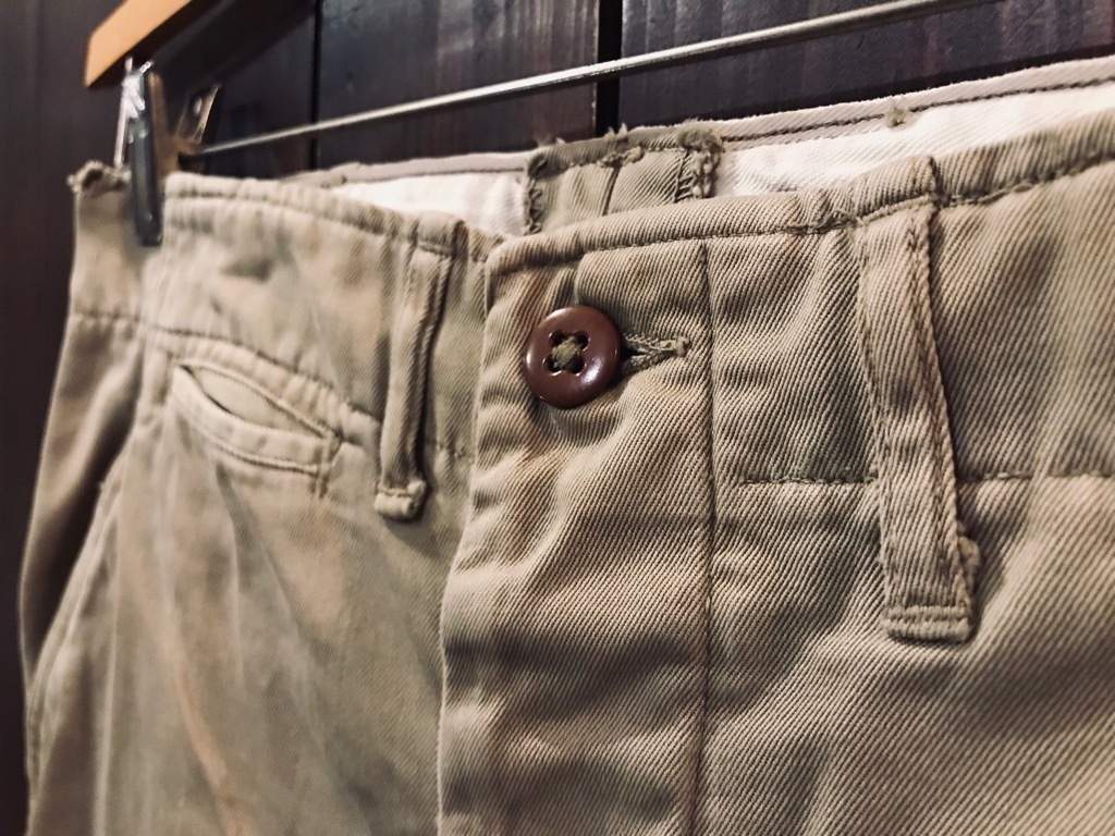 マグネッツ神戸店 3/25(水)Vintage Bottoms入荷! #2 Military Bottoms Part2!!!_c0078587_17004376.jpg