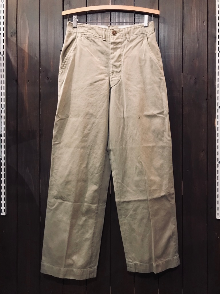 マグネッツ神戸店 3/25(水)Vintage Bottoms入荷! #2 Military Bottoms Part2!!!_c0078587_17004534.jpg