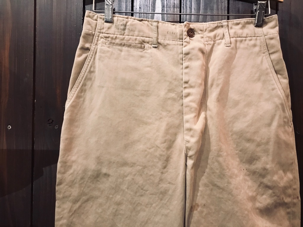 マグネッツ神戸店 3/25(水)Vintage Bottoms入荷! #2 Military Bottoms Part2!!!_c0078587_17021209.jpg