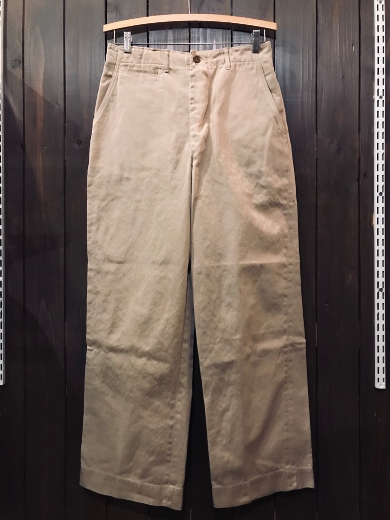 マグネッツ神戸店 3/25(水)Vintage Bottoms入荷! #2 Military Bottoms Part2!!!_c0078587_17021218.jpg